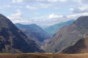 Anden in Südkolumbien
