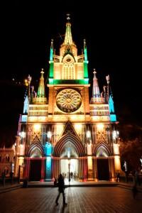 Walfahrtskirche Las Lajas