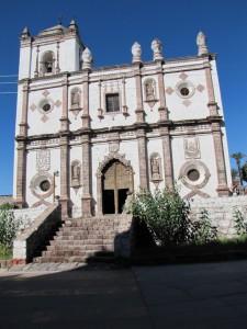 Missionskirche von San Igancio