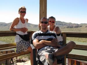 Claudia, Stephan & Kristin