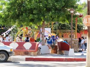 Diaz de los Muertos in Mulege