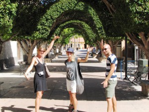 Claudia, Kristin & Stephan