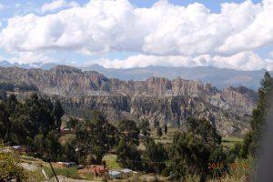 Hinauf ins Altiplano