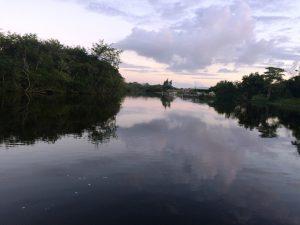 New River in Belize