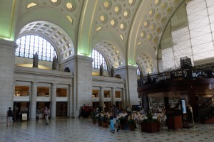 Union-Station in D.C.