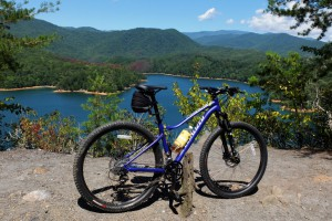 Claudias Mountainbike
