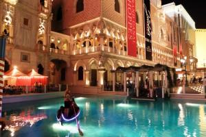 Klein Venedig in Las Vegas