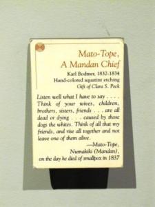 Aufzeichnung von Mato-Tope