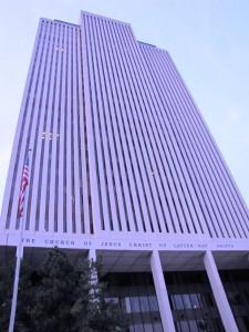 Verwaltungsgebäude der Kirche Jesu Christi der Heiligen der Letzten Tage