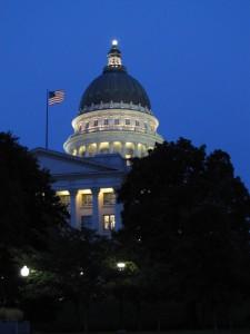 Capitol des Staates Utah