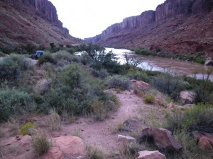 Am Colorado River