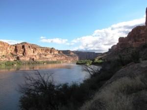 Colorado River bei Moab