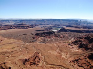Colorado River vom Death Horse Point