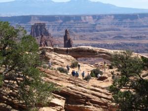 Arch im Canyon Land NP