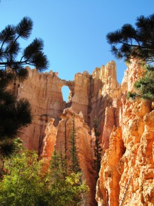 Bryce Canyon: Arch