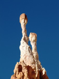 Bryce Canyon: Geschwister