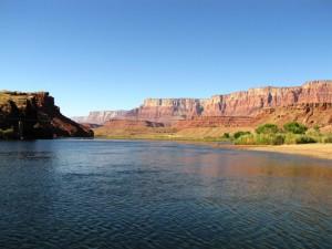 Colorado River bei Lee's Ferry