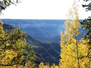 Einstieg zum Bright Angel Canyon