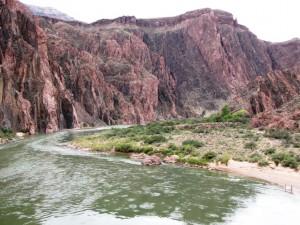Lauf des Colorado Rivers