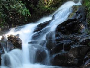 Wasserfall im Nationalpark Ricon de Vieja