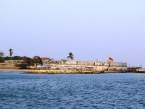 Festung bei der Einfahrt zur Bucht von Cartagena